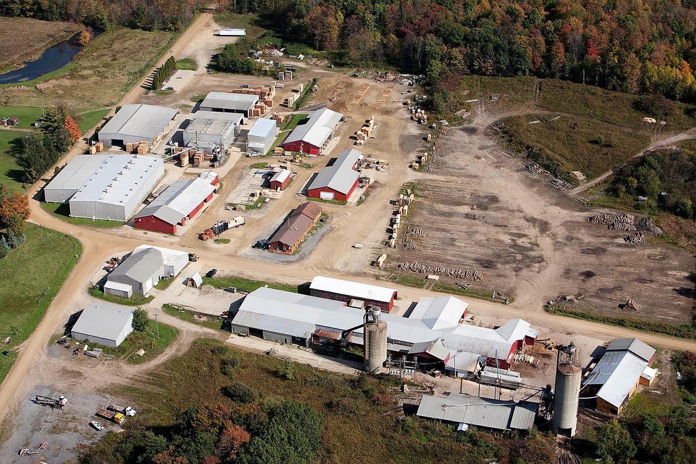 Penn Sylvan Spartywood Facility