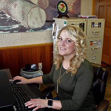Angela Bruzda, Office Manager, Accounting