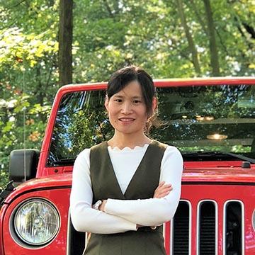 Bonnie Wang, Sales - China (2)