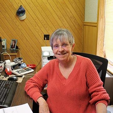 Julie Beers, Export Lumber and Logs