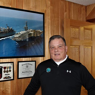 Mike Reese, President, Operations